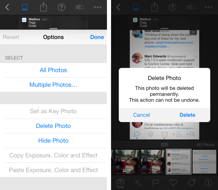 Manage Your Own iPhone Photos? Delete