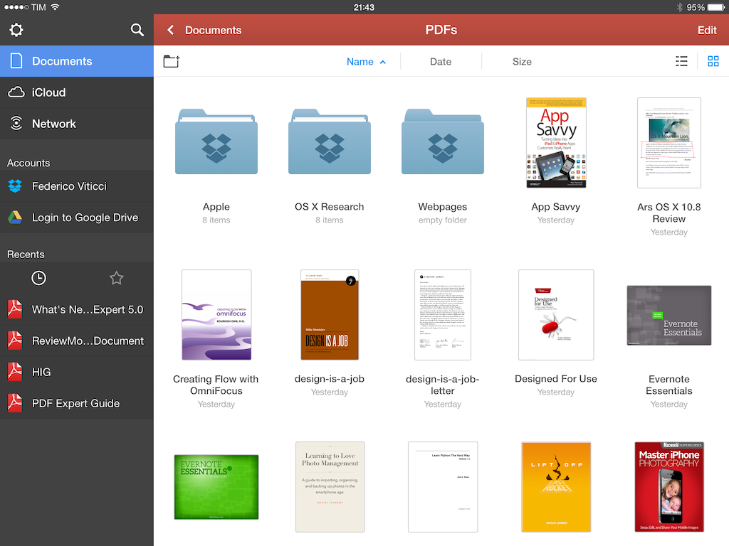 PDF Expert 5 Brings Updated Design, More PDF Editing